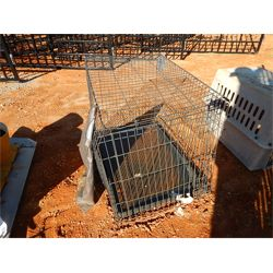 DOG CAGE  Miscellaneous