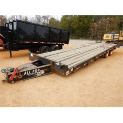 2006 IMPERIAL ALL PRO Tag Trailer