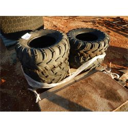 (4) TIRES  Miscellaneous