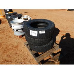 (3) LT285/65R20 TIRES  Miscellaneous