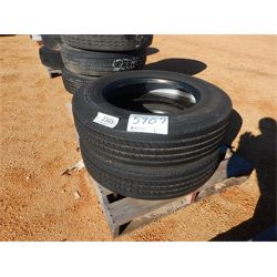 (2) 255/80R22.5 TIRES  Miscellaneous