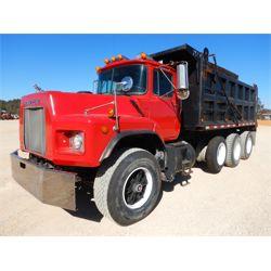 1992 MACK RB688S Dump Truck