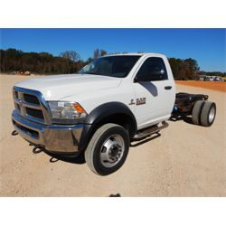 2014 RAM 5500 Cab and Chassis Truck