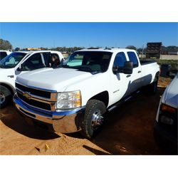 2010 CHEVROLET 3500 HD Pickup Truck