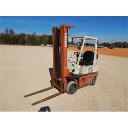 NISSAN KCPH01A15PV Forklift - Mast