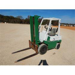 NISSAN NF01N15 Forklift - Mast