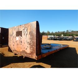 20' FLATBED BODY  Truck Product and Accessory