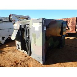CAMOUFLAGE COMMUNICATION SHELTER  Truck Product and Accessory