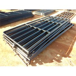(10) 12' 6 BAR CORRAL PANEL  Miscellaneous