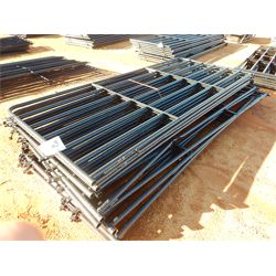 (10) 12' 6 BAR CORRAL PANELS  Miscellaneous