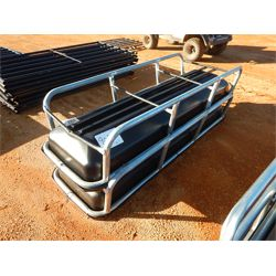 (2) 8' FEED BUNKS  Miscellaneous