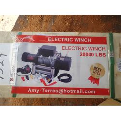 GREATBEAR 2000# ELECT WINCH Miscellaneous