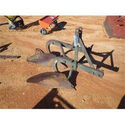 2 ROW BOTTOM PLOW  Hay / Forage Equipment