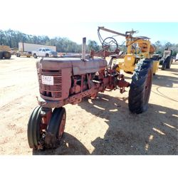INTERNATIONAL HARVESTER SH  Farm Tractor