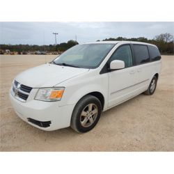 2008 DODGE GRAND CARAVAN Passenger Van
