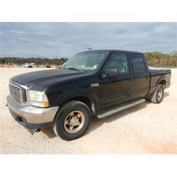2003 FORD F250 Pickup Truck