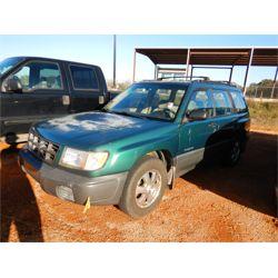 2000 SUBARU FORESTER SUV