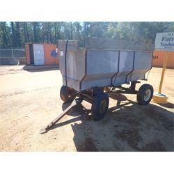 JOHN DEERE 10' X 5' DUMP WAGON Dump Trailer
