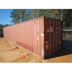 40' STEEL SHIPPING  Container - Shipping / Storage
