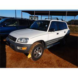 1998 TOYOTA RAV SUV