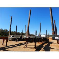 HOMEMADE  Log Trailer