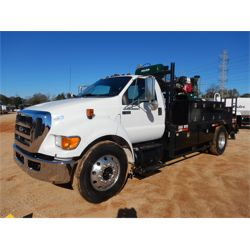 2015 FORD F650 Service / Mechanic / Utility Truck