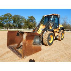 2014 JCB 417HT Wheel Loader