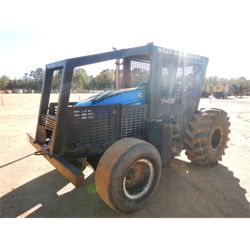 NEW HOLLAND TS6.120 Farm Tractor