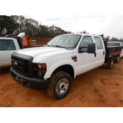 2008 FORD F250 Flatbed Truck