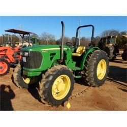 2012 JOHN DEERE 5083E Farm Tractor