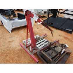 ENGINE HOIST Truck Product and Accessory