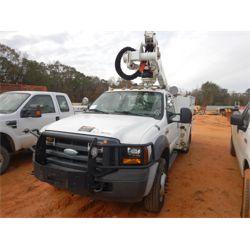 2007 FORD F550 Bucket Truck