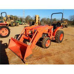 KUBOTA L3800D Farm Tractor