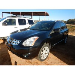 2012 NISSAN ROUGE SUV
