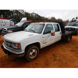 2000 CHEVROLET 3500 Flatbed Truck