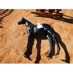 METAL HORSE LAWN ART (C-6) Miscellaneous
