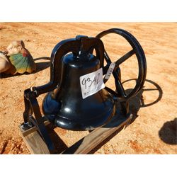 SCHOOL BELL/DINNER BELL (C-6) Miscellaneous