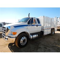 2015 FORD F750 Fuel / Lube Truck