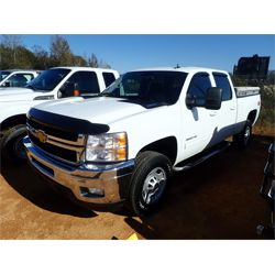 2012 CHEVROLET 2500 HD Pickup Truck