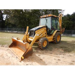 2003 CATERPILLAR 416D Backhoe