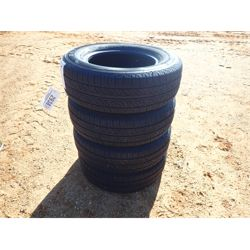 Tire (4) BCT tires, 205/70R14 (A-2)