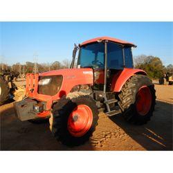 KUBOTA M108S Farm Tractor