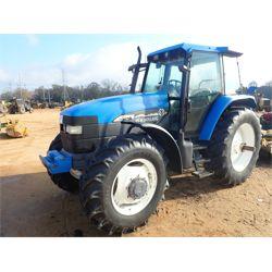 NEW HOLLAND 8260 Farm Tractor