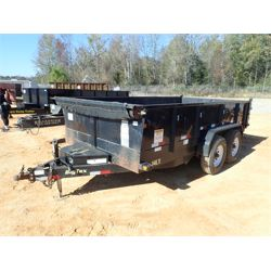 2017 BIG TEX 14LX Dump Trailer