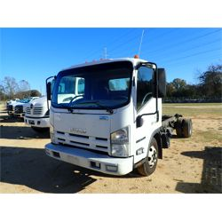 ISUZU MPR HD Cab and Chassis Truck