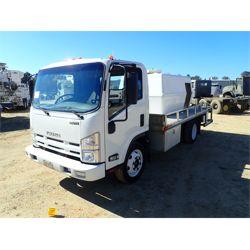 2012 ISUZU  Sprayer Truck