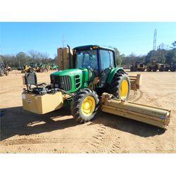 2011 JOHN DEERE 6330 Farm Tractor