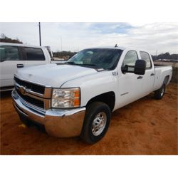 2010 CHEVROLET 2500 HD Pickup Truck