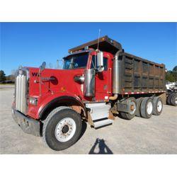 2000 KENWORTH W900 Dump Truck