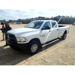2015 RAM 2500HD Pickup Truck